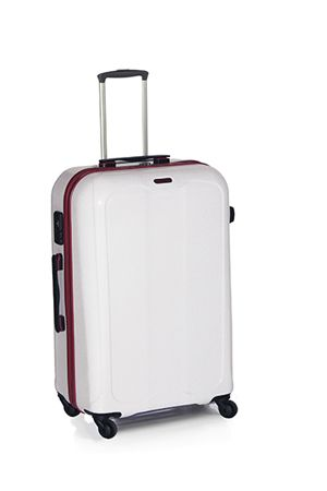 maleta de cabina barata barcelona blanca gridd