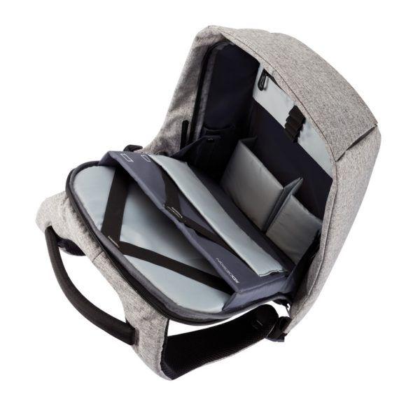 mochila antirobo bobby original xd design 8
