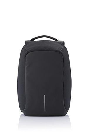 mochila antirobo bobby original xd design gridd