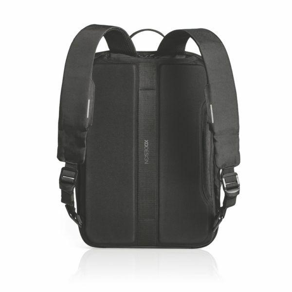 mochila maletin antirrobo bobby bizz xd design 12