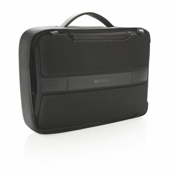 mochila maletin antirrobo bobby bizz xd design 14