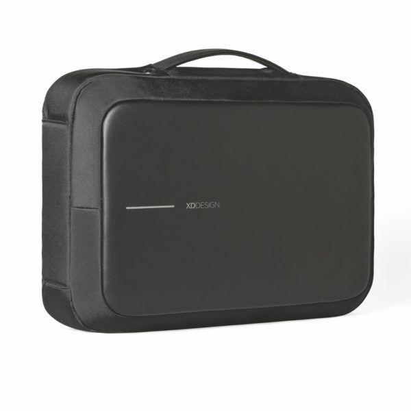 mochila maletin antirrobo bobby bizz xd design 15