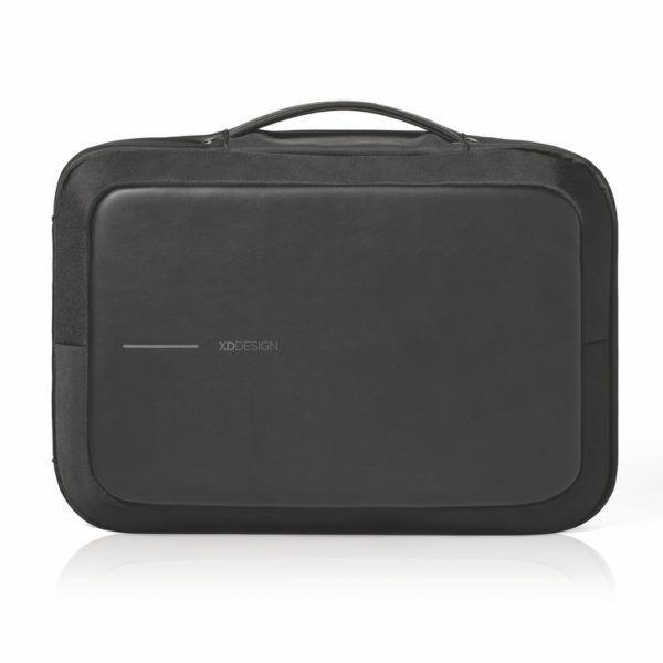 mochila maletin antirrobo bobby bizz xd design 16