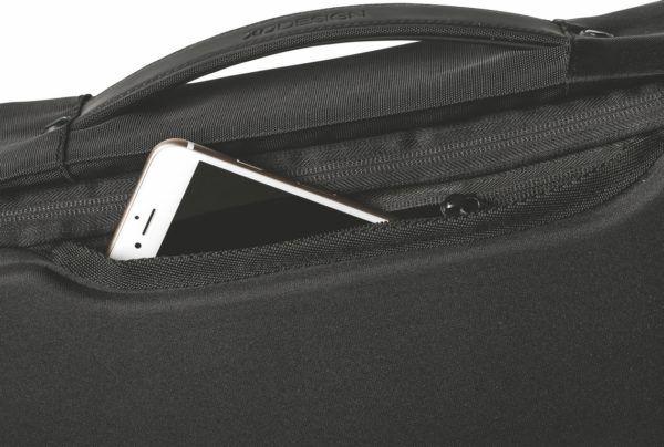 mochila maletin antirrobo bobby bizz xd design 19