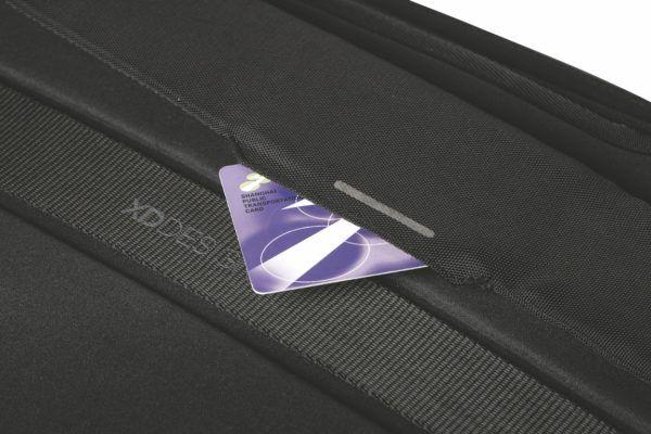 mochila maletin antirrobo bobby bizz xd design 21