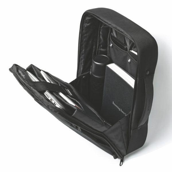 mochila maletin antirrobo bobby bizz xd design 23