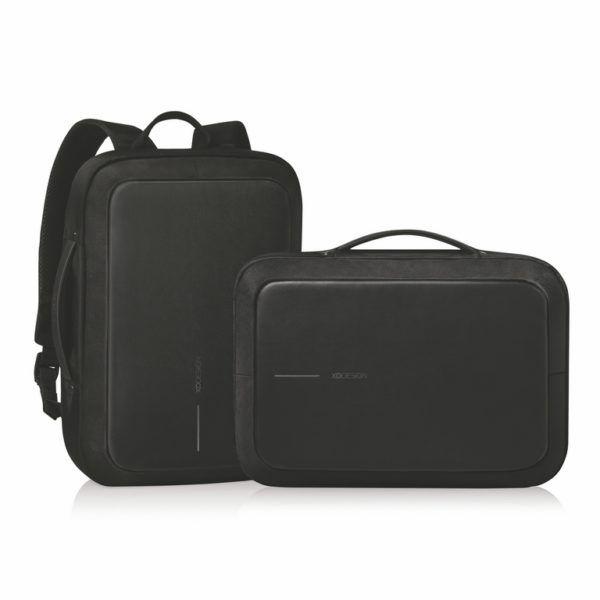mochila maletin antirrobo bobby bizz xd design 9