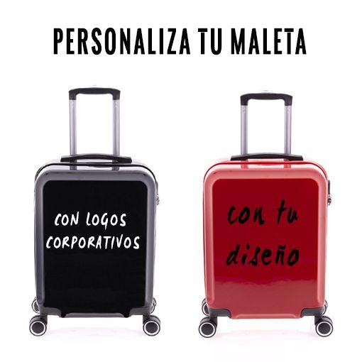 personalizar maletas