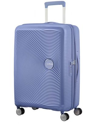 american-tourister-soundbox-lila mediana