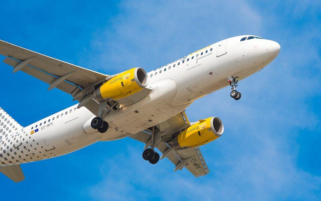 nuevas medidas equipaje vueling