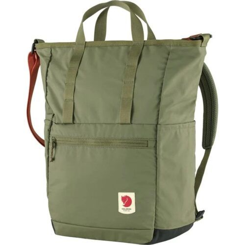 comparar mochila fjallraven high coast totepack verde 2