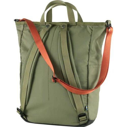 comparar mochila fjallraven high coast totepack verde 3
