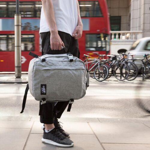 comprar mochila cabinzero classic 28L gris 3