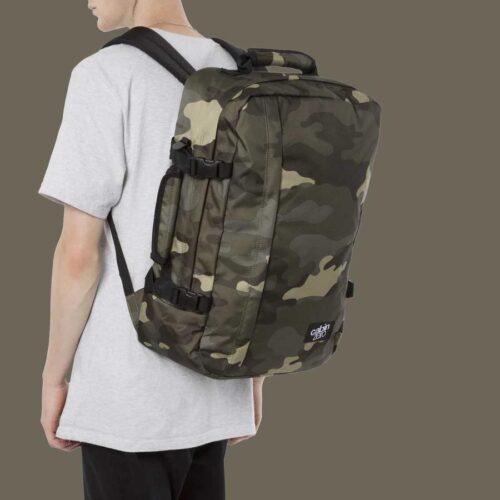 comprar mochila cabinzero classic 36L camuflaje