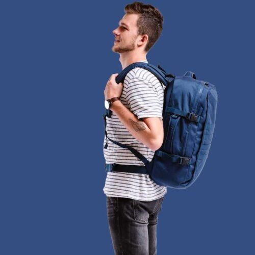 comprar mochila cabinzero military 44l azul marino 1
