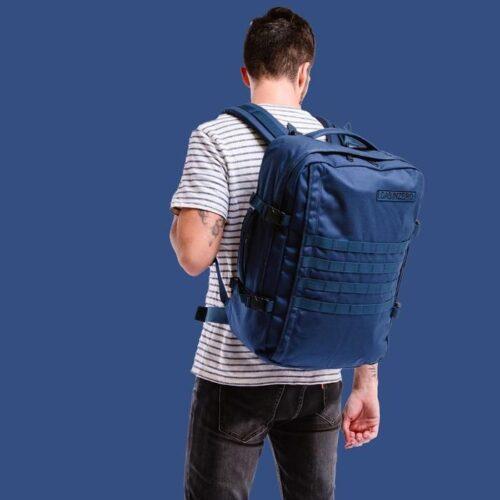 comprar mochila cabinzero military 44l azul marino