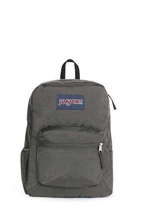 comprar mochilas crosstown de jansport gris